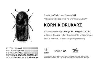 Wystawa KORNIK DRUKARZ